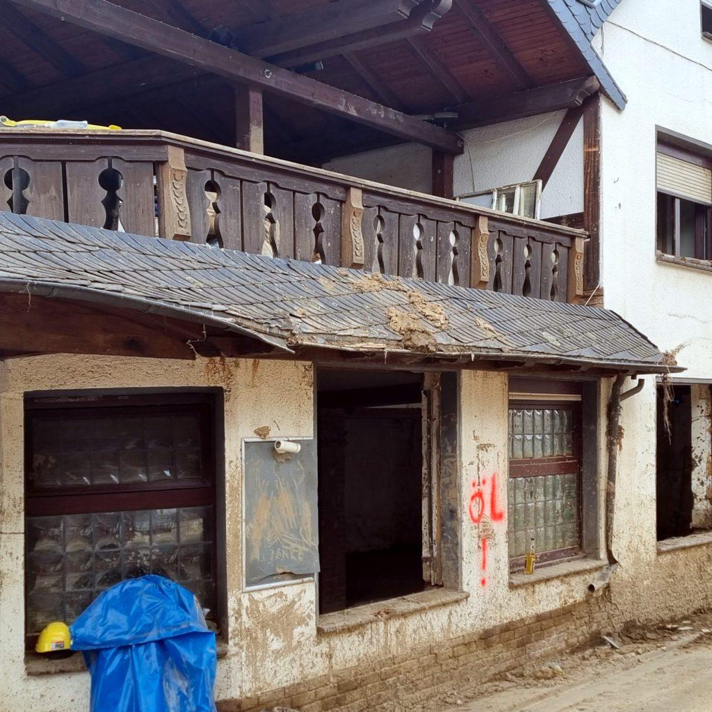Ein Haus in Mayschloß